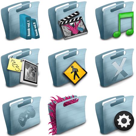 красивые иконки для рабочего стола: