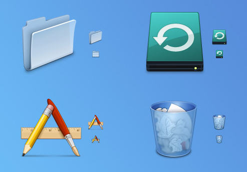 Красивые наборы иконок