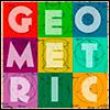 6 уникальных геометрических шрифтов в вашу копилку