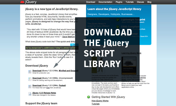 css jquery
