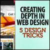 Создаем эффект глубины: 5 дизайнерских приемов.