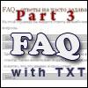 FAQ с использованием PHP-jQuery и текстовых файлов. Часть 3(заключительная).