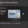 Создание красивого и доступного слайдшоу с помощью jQuery.