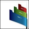 Динамическая сортировка меню с использованием метода Ajax.