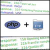 php ftp