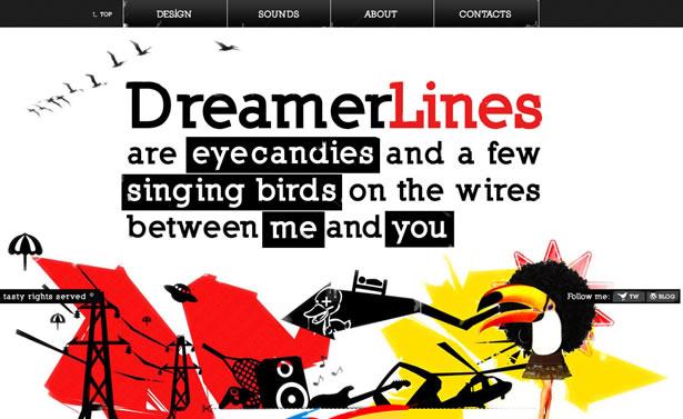 DREAMER LINES