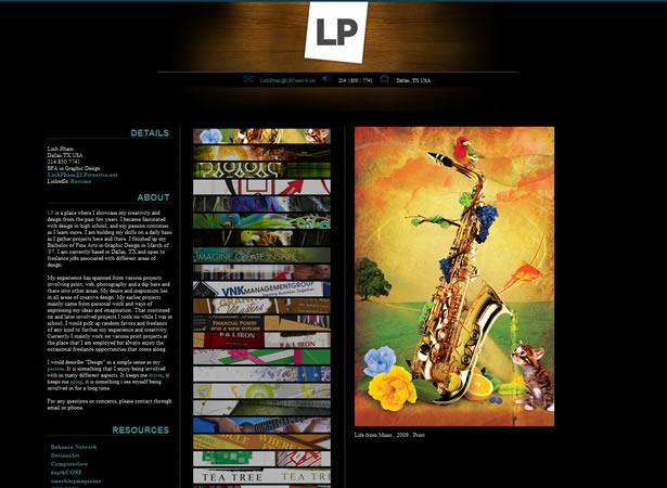 LP – Creative Designer