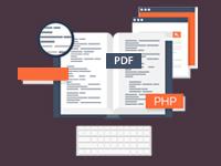 Вывод данных в формате PDF на PHP