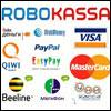 Прием платежей при помощи сервиса Robokassa