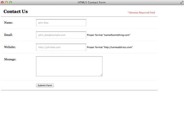 Передача заголовка label поля input в форму