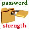 Индикатор надежности паролей