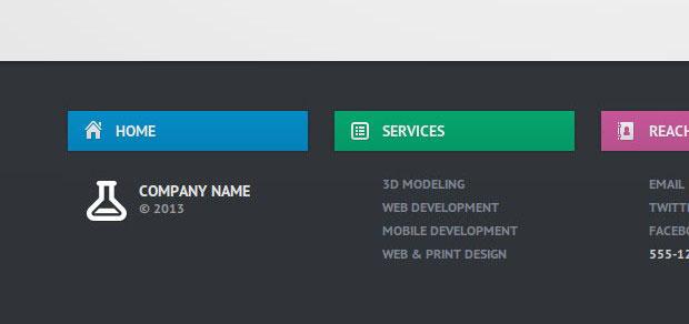 Как сделать в самый низ сайта как создать для своего сайта свой сервер