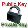 Шифрование открытым и закрытым ключом