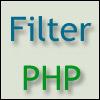 Фильтрация данных встроенными фильтрами PHP