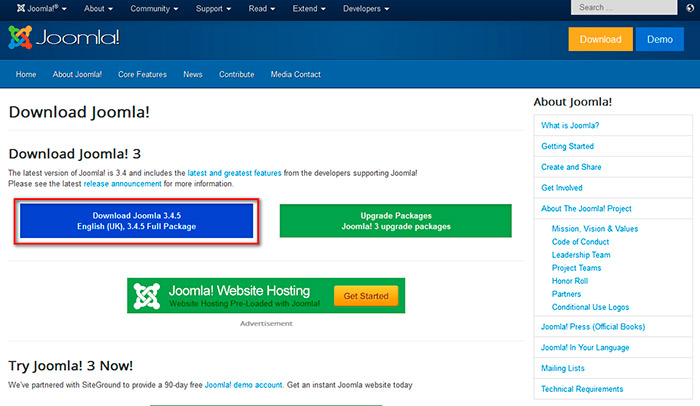 Как установить движок сайта на денвер бесплатный хостинг с готовыми шаблонам