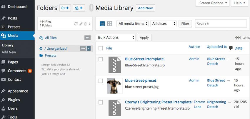 Как вставить изображение в WordPress? | 405x850