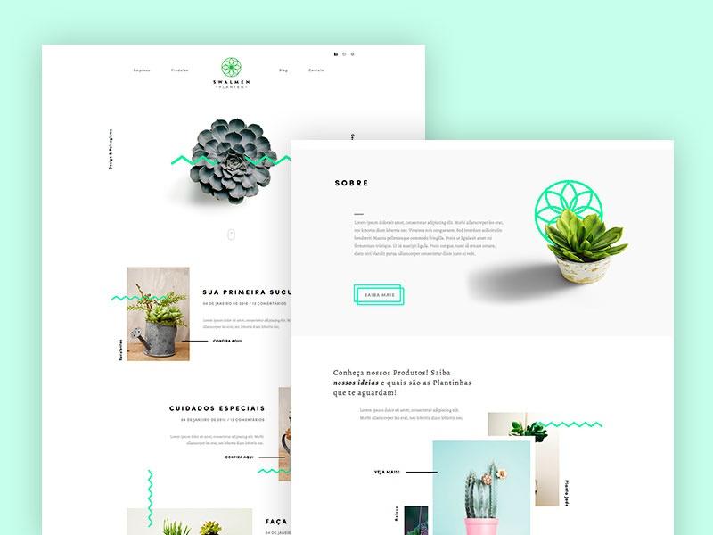 Особенности дизайна сайта