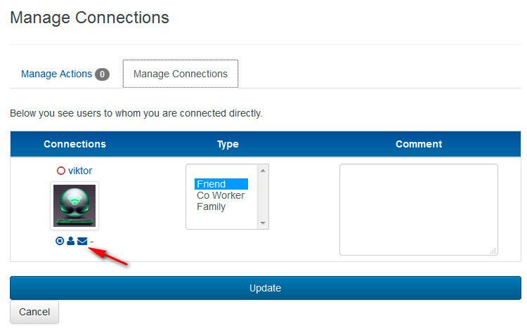 Социальная сеть на joomla