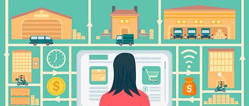 Как правильно организовать работу интернет-магазина