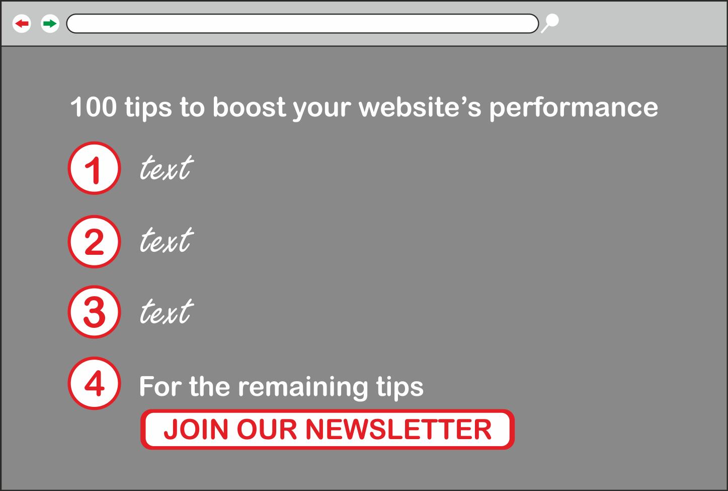 5 идей по улучшению UX на сайте за 2 часа