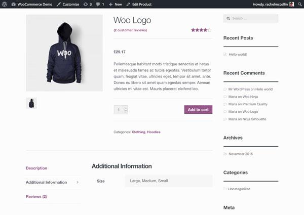 Сгруппированные продукты и атрибуты WooCommerce — что использовать?