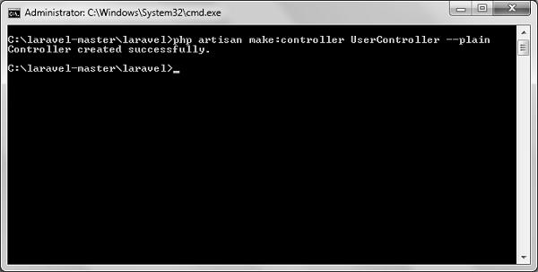 Laravel — Контроллеры