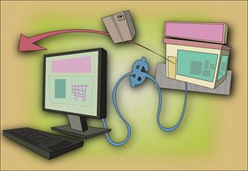 Как сделать оплату в интернет-магазине через платежные системы?
