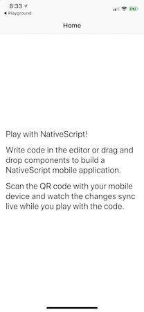 Изучение и основы работы с NativeScript Vue: установка