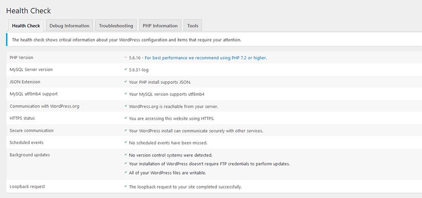 Более быстрый и безопасный способ исправления ошибок WordPress