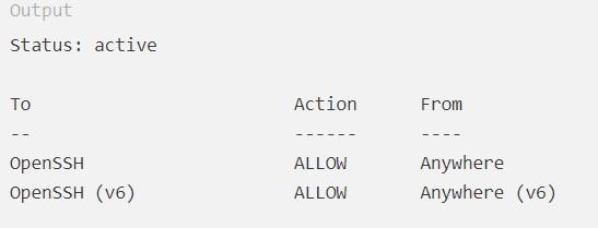 Конфигурация перед установкой MySQL на Ubuntu OS