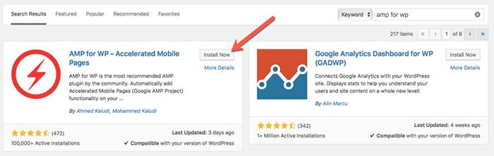 Google AMP и WordPress: все что нужно знать