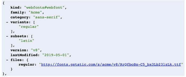 Как загрузить на сайт шрифты Google Fonts без ущерба для производительности