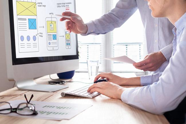 Веб-дизайнер - творческая интернет-профессия