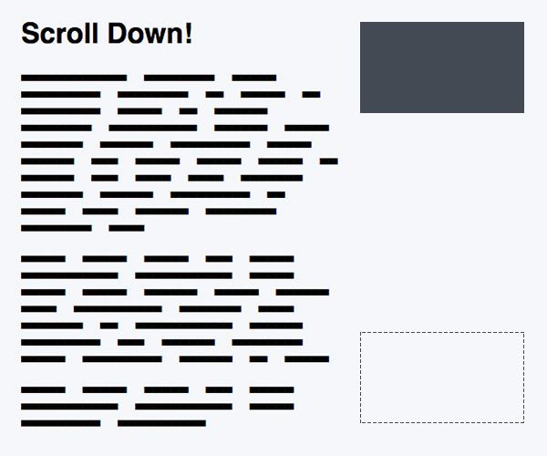 Липкое позиционирование без JavaScript (благодаря CSS position: sticky)