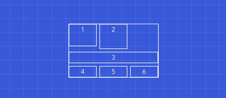 CSS Grid: Введение с примерами