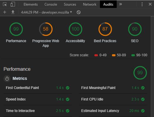 Секреты Chrome DevTools: запуск, сеть и производительность