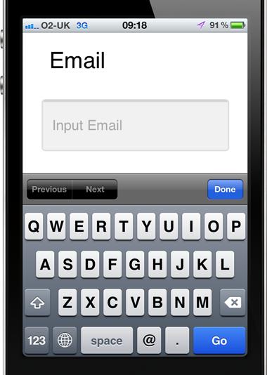 Типы виртуальных клавиатур для телефонов и прочих мобильных гаджетов