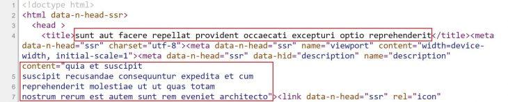 Как Nuxt.js решает проблемы SEO во Vue.js