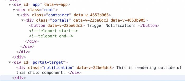 Введение во Vue Teleport - новую функцию Vue3