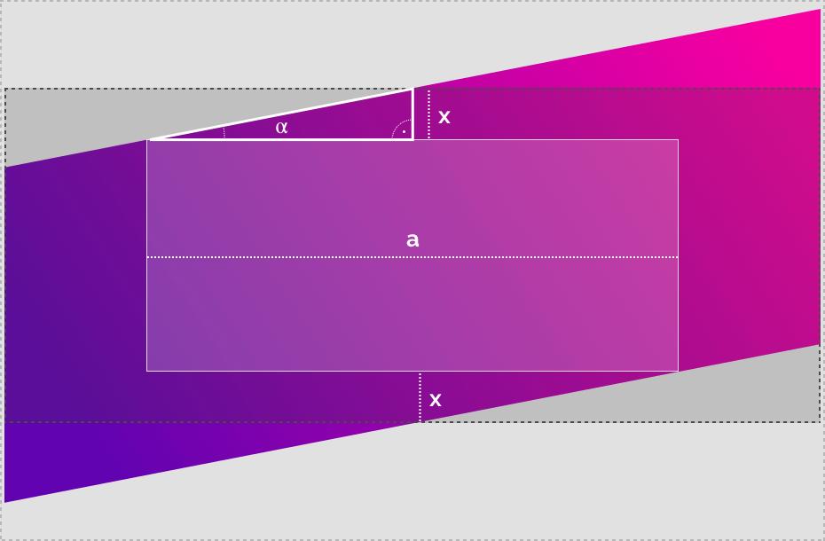 Создание диагонального макета в 2020 году