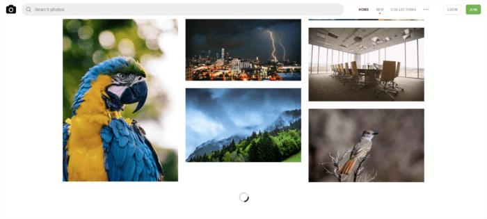 Пять способов отложенной загрузки изображений