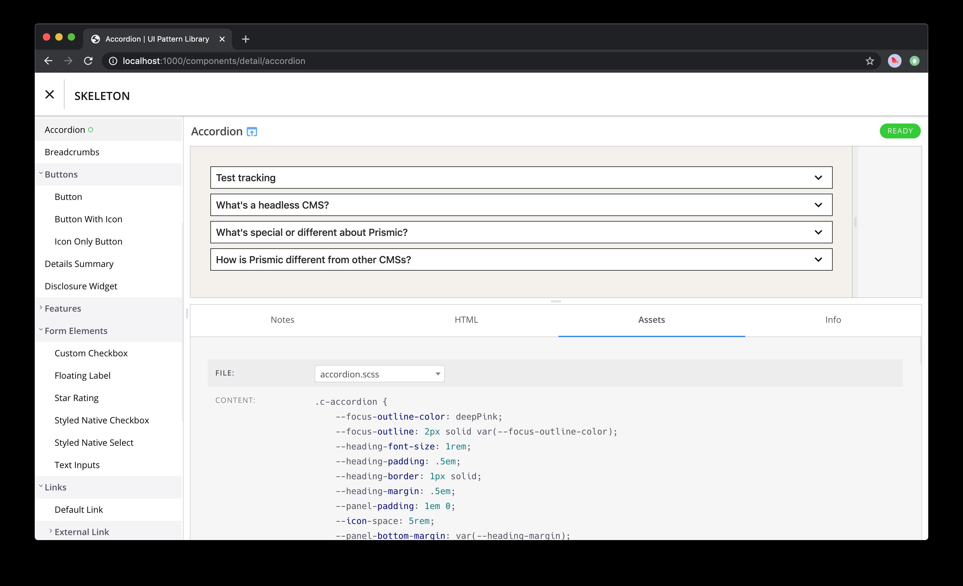 Настройка глобальных стилей и стилей компонентов с помощью переменных CSS