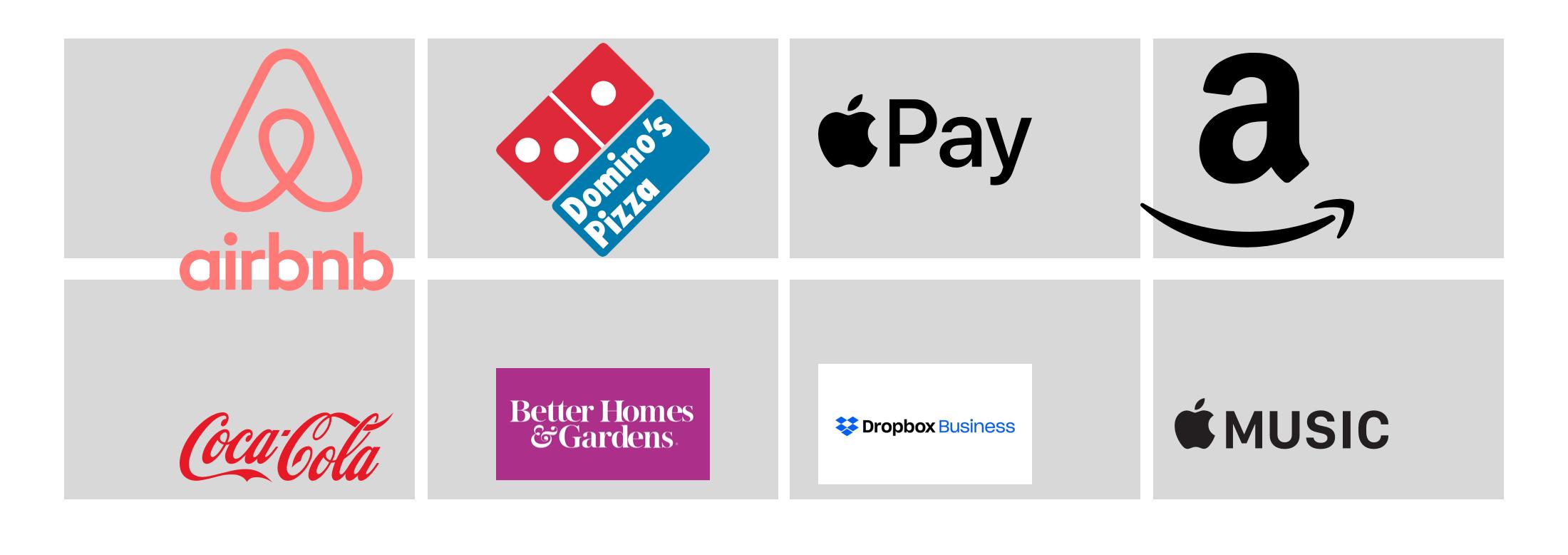 Выравнивание изображений логотипов в CSS